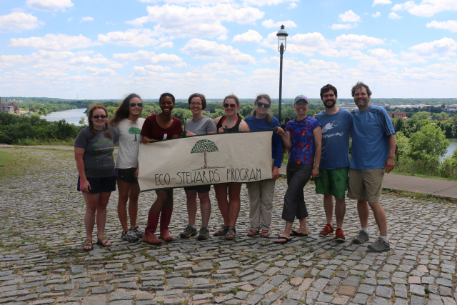 """""""Water is Life: Journeying to Justice on the James"""": Reflections from the Eco-Stewards Program in Richmond,VA"""