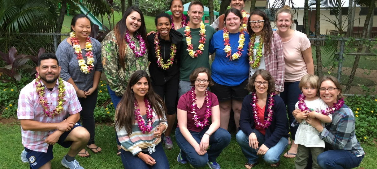 Aloha 'Aina: Reflections from the Eco-Stewards Program in Kailua, Hawai'i