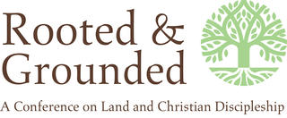 Rooted & Grounded Conference | September 27–29, 2018