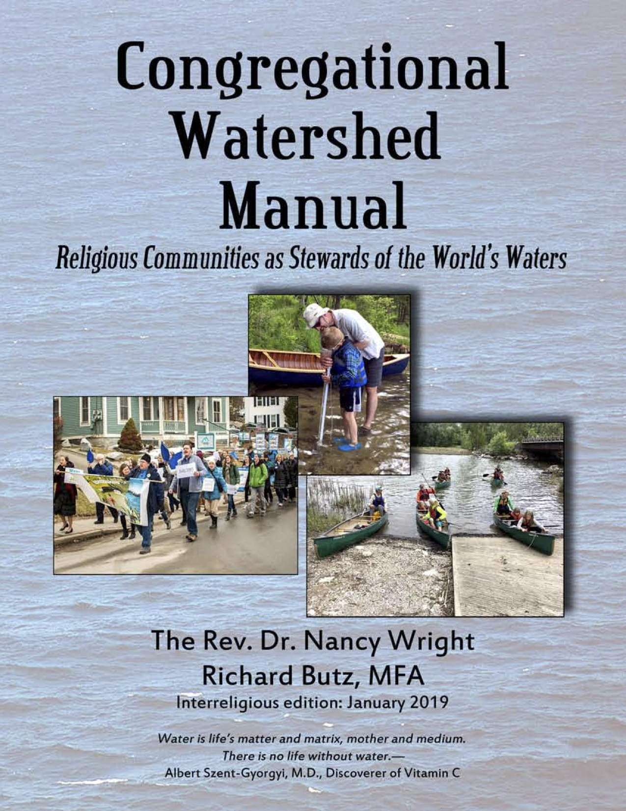 New Resource | Congregational Manuals on Watershed